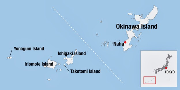 Moving To & Living in Okinawa, Japan