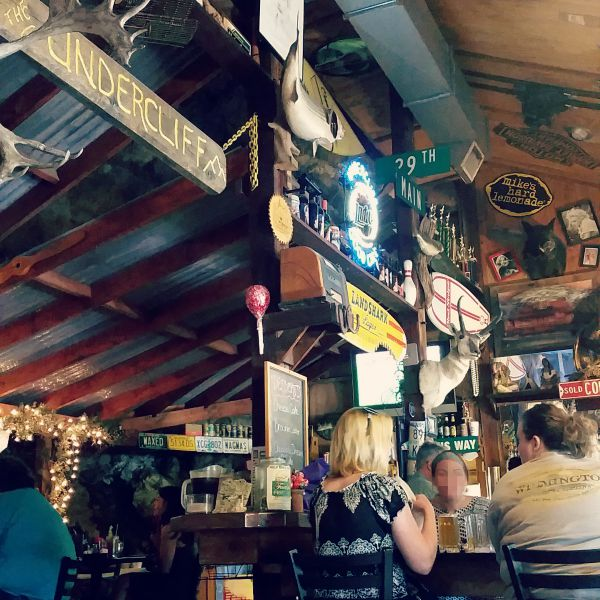 Undercliff Grill and Bar in Joplin Mo