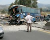 Road accidents in Algeria: 94 killed, 1234 injured in one week