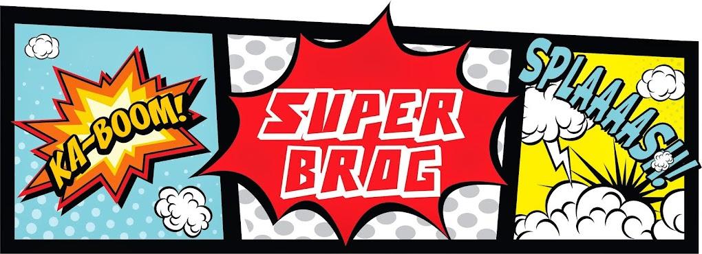 /\ SUPER BROG /\