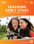 Learning God's Story 1st Grade