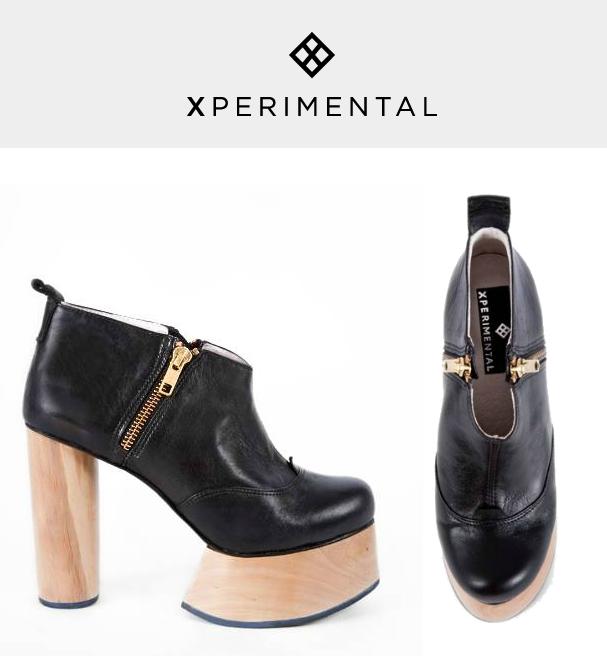 Xperimental Shoes