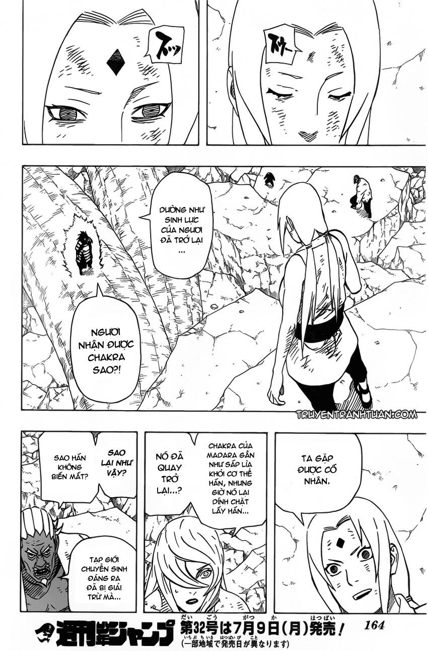 Naruto - Chapter 591 - Pic 15