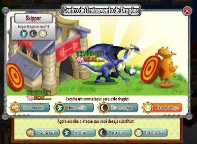 Dragão Eclipse - Informações
