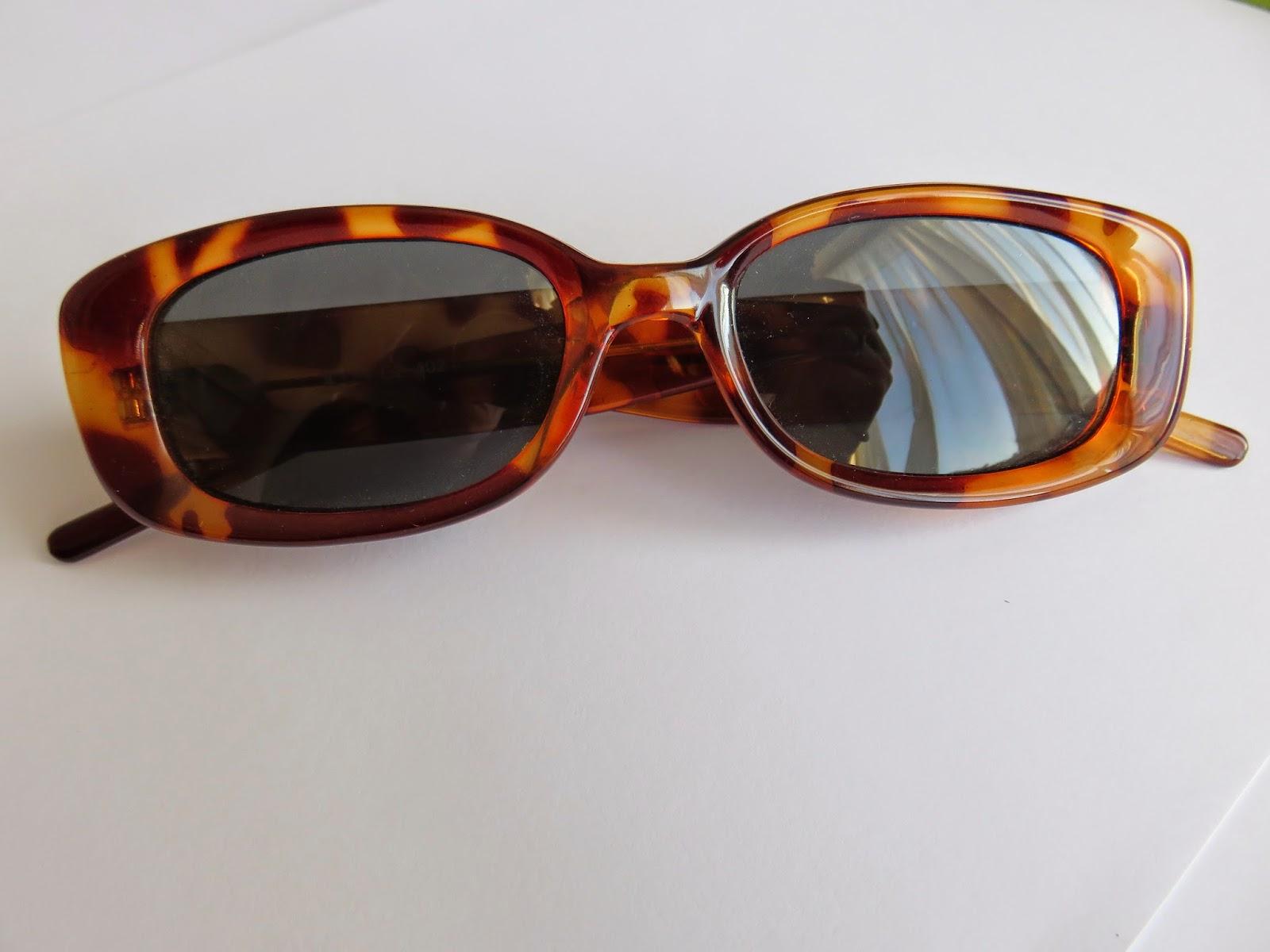 tortoise sunglasses fashion