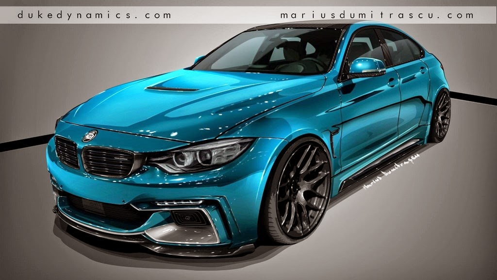 duke dynamics bmw 4er gran coup extravagantes tuning f r den eleganten m nchner myauto24. Black Bedroom Furniture Sets. Home Design Ideas