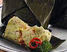 Resep masakan indonesia botok udang spesial  (istimewa) praktis mudah sedap, gurih,  enak,  nikmat lezat