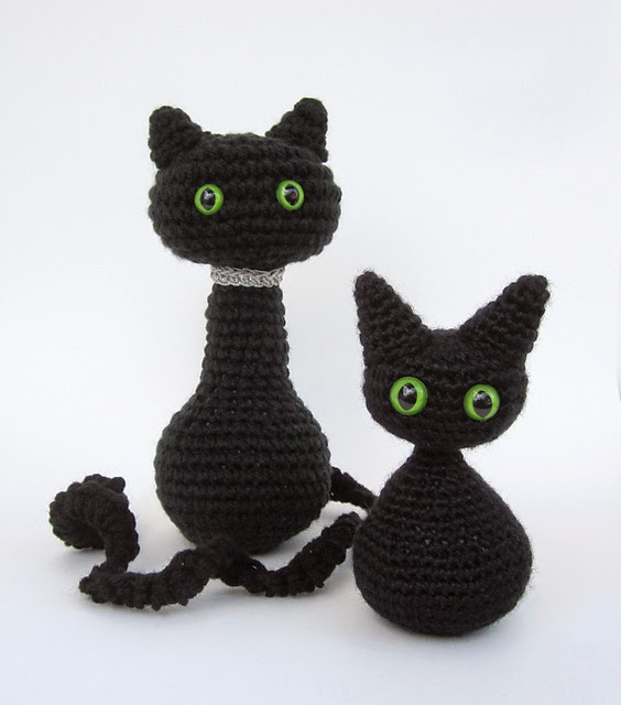 Cat In The Hat Newborn Crochet Pattern