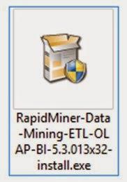 Instalación de Rapid Miner