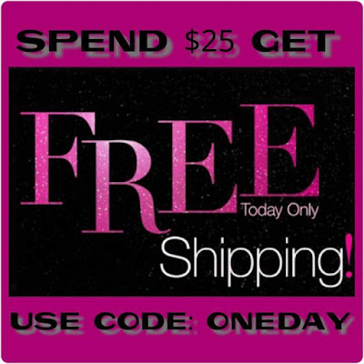 Avon Free Shipping Today Only - September 28, 2015