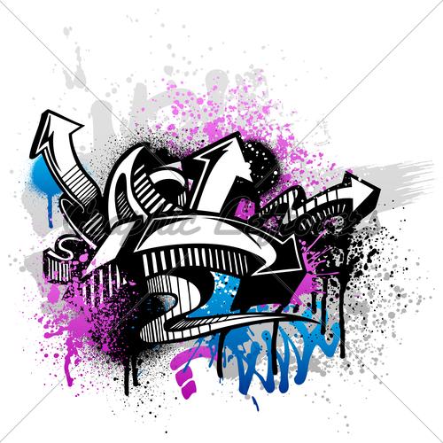 Graffiti design online free