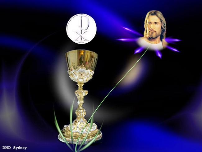 Lễ Mình Máu Thánh Chúa - Hồng ân Thánh Thể