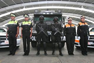 Secretaría Seguridad Ciudadana