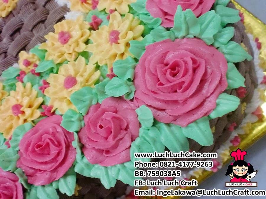 Jual Kue Tart Cantik Daerah Surabaya Sidoarjo