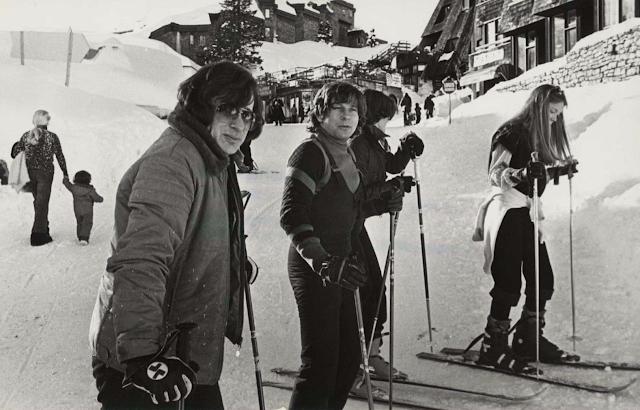 Авориаз фестиваль курорт горные лыжи Жан Вуарне Жерар Бремон Стивен Спилберг Роман Полански Сиси Спейсек