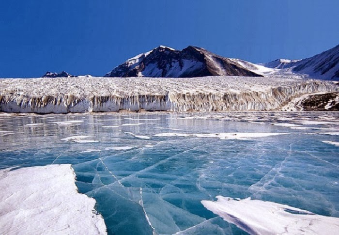 NASA Just Found The Coldest Place on Earth (-89,2 °C)