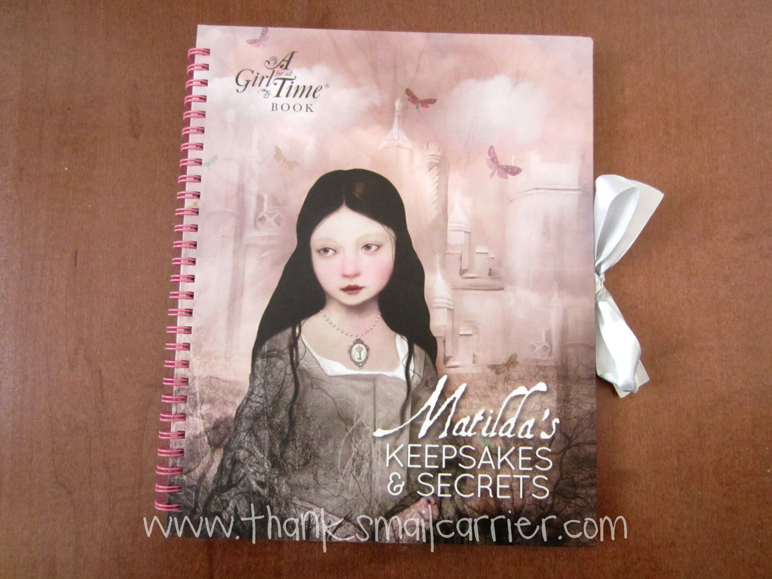Matilda's Keepsakes and Secrets book