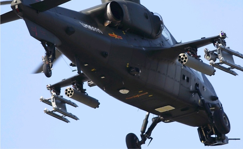 chine Chinese+Z-10+Attack+Helicopter+gunship+PLA+Peoples+Liberation+Army+Air+Force+export+pakitan+missile+hj10+atgm+%252810%2529