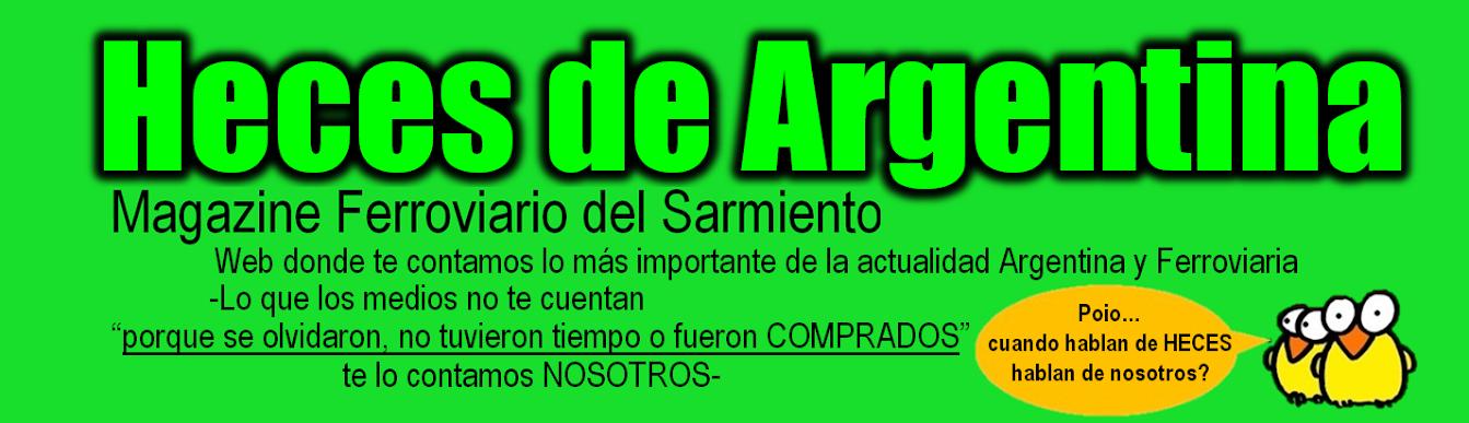 Heces de Argentina