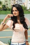 Cute shanvi glamorous photos-thumbnail-17