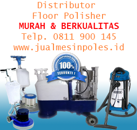 Distributor Floor Polisher Murah