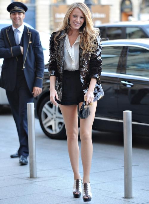 Couture Campus Gossip Girl Style Serena Van Der Woodsen