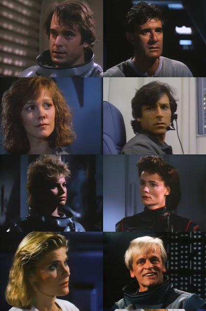Shenandoah crew members Creature (1985) klaus kinski robert jaffe