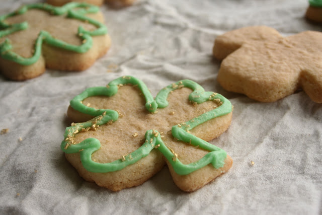 gluten-free sugar cookies! 