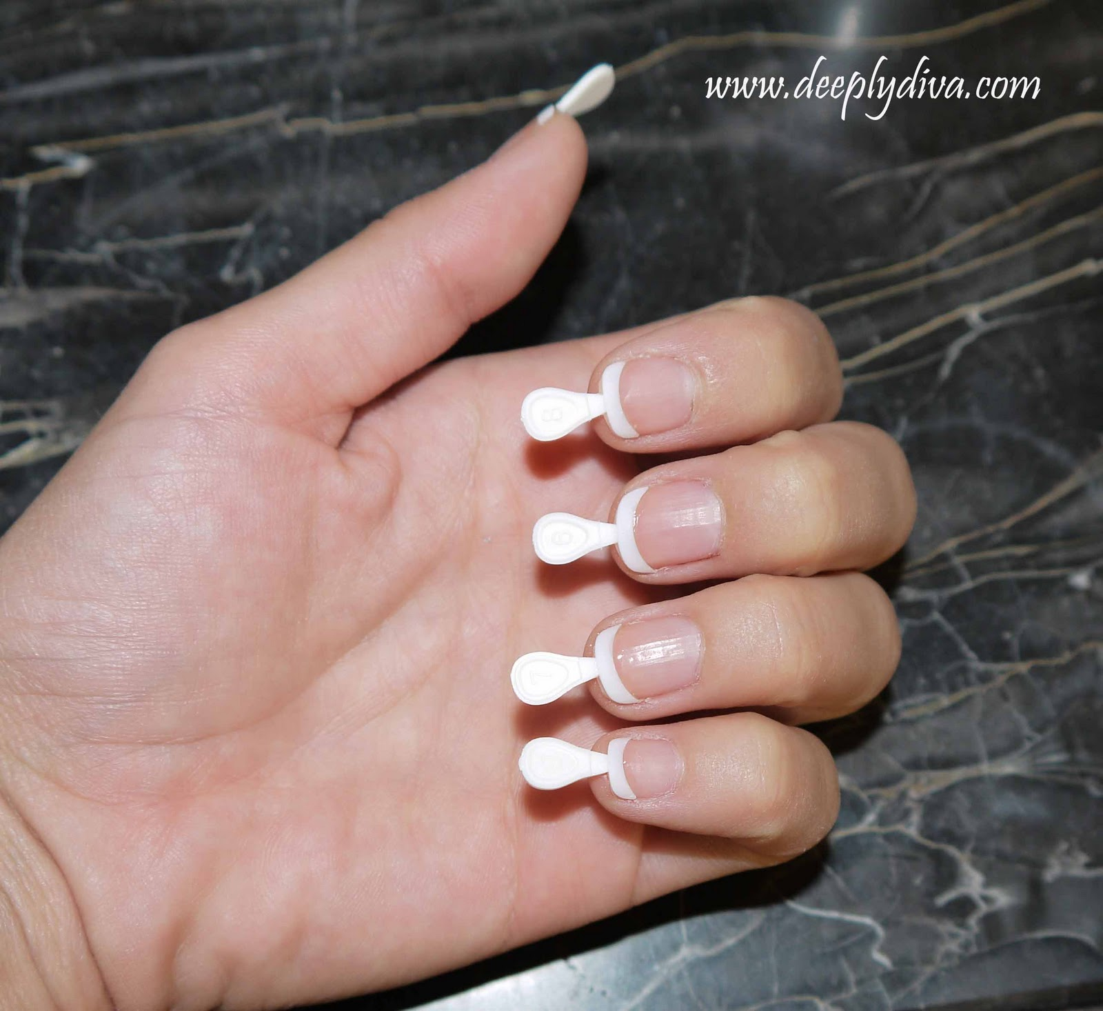 Deeply Diva: Essence Professional Nail Tips