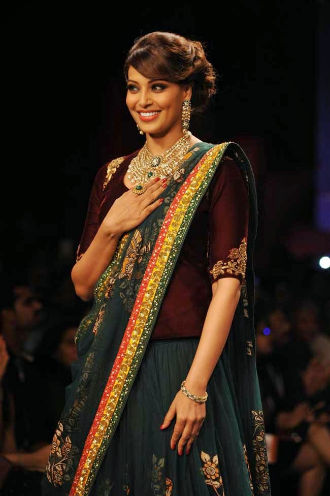 Bipasha Basu at IIJW-2014