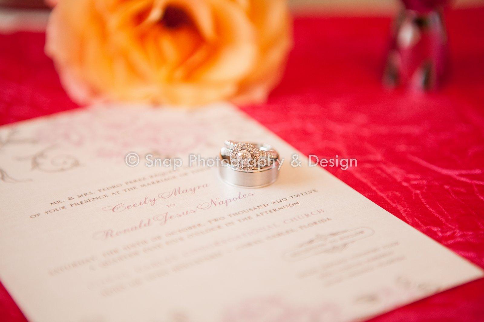 Snap Photography & Design\'s Blog: Napoles Wedding