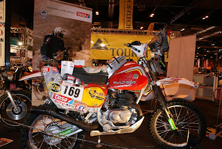 Bultaco Dakar for ever!