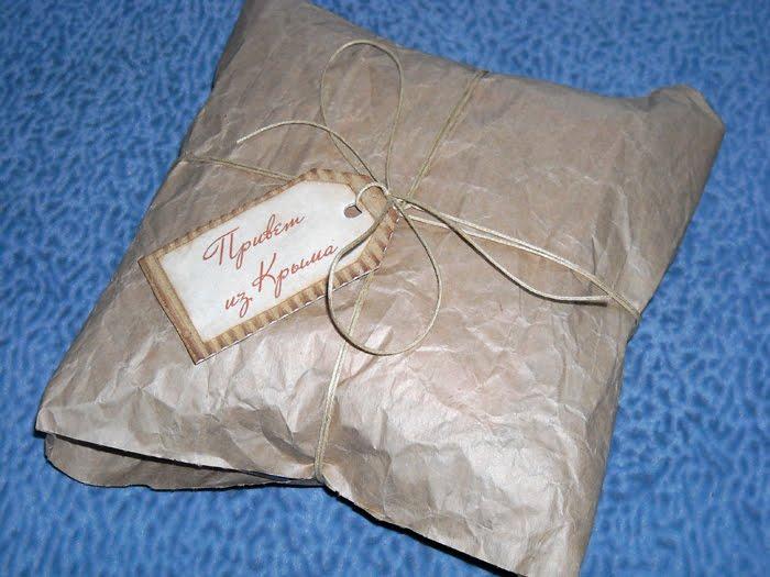 Как упаковать халат в подарок фото 86