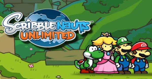 Free Download Scribblenauts Unlimited PC Game