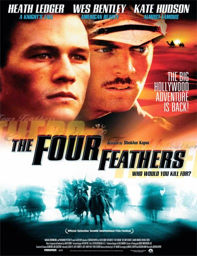 Ver Las cuatro plumas (The Four Feathers) (2002) Online