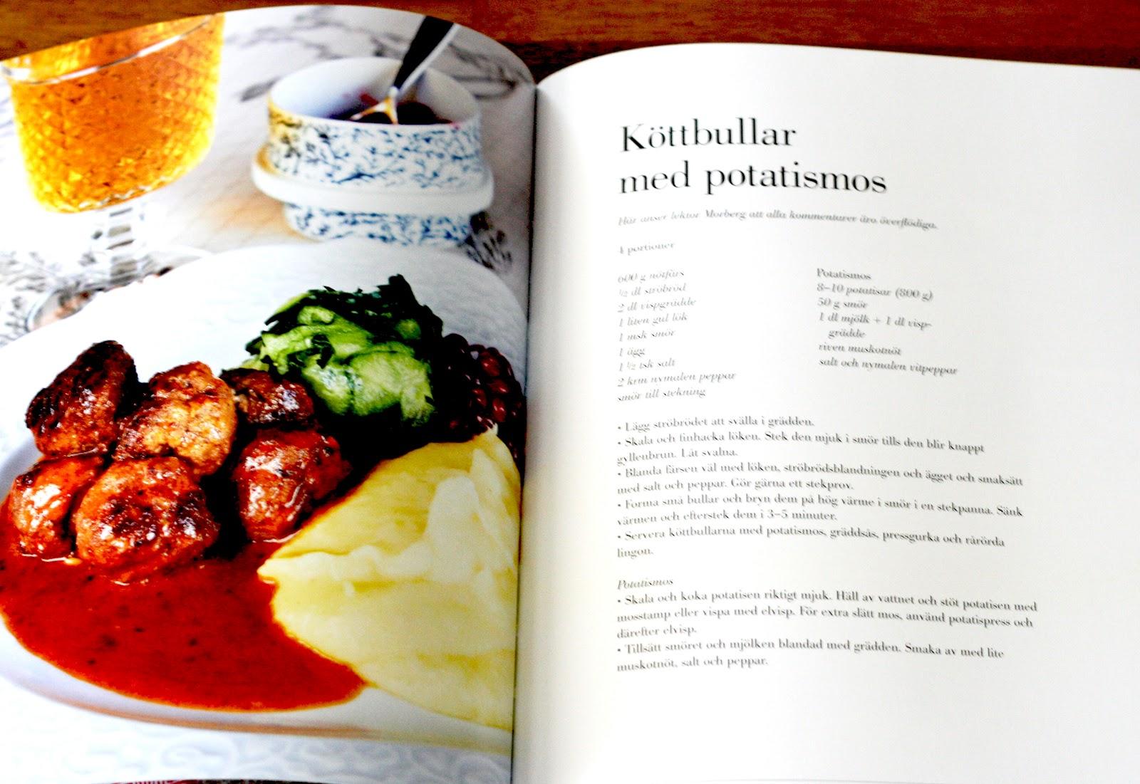 köttbullar recept morberg