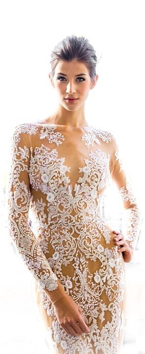 Robe de haute couture location