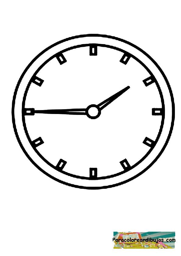 Dibujos del reloj related keywords dibujos del reloj for Imagenes de relojes