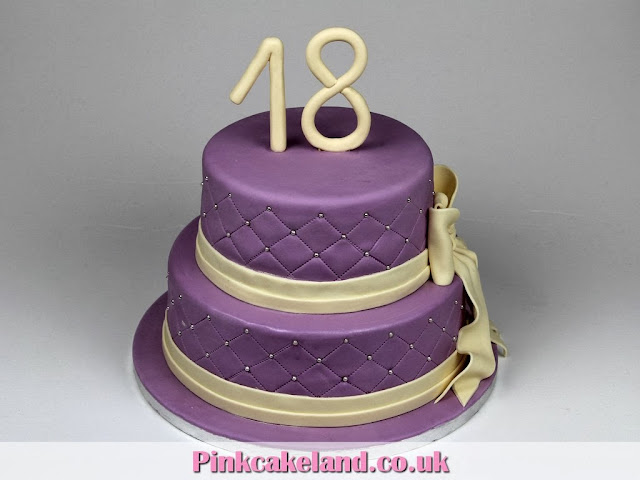18th Birthday Cake in London