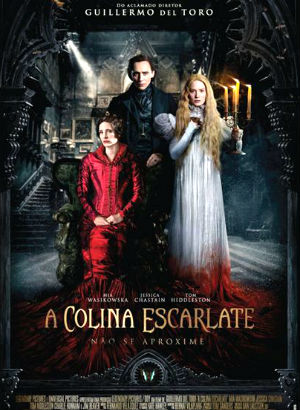 Baixar capa22222 A Colina Escarlate   Legendado   HDTS XviD e RMVB Download