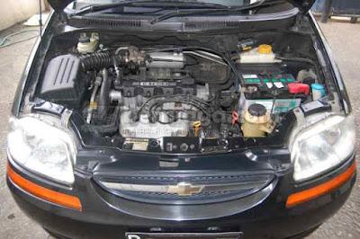 Kelebihan dan Kekurangan Chevrolet Aveo Lt/Ls 2004