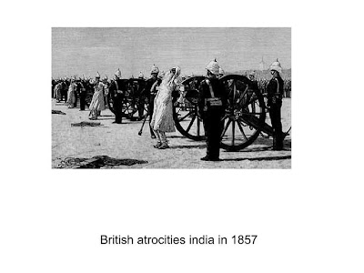 British Atrocities in India http://rareandvintageimage.blogspot.com/2012/05/british-atrocities-in-india-in-1857.html