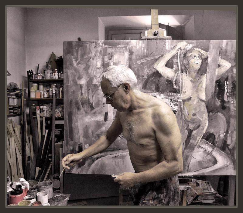 Ernest descals artista pintor pintura mujeres modelos - Unas modelos para pintar ...