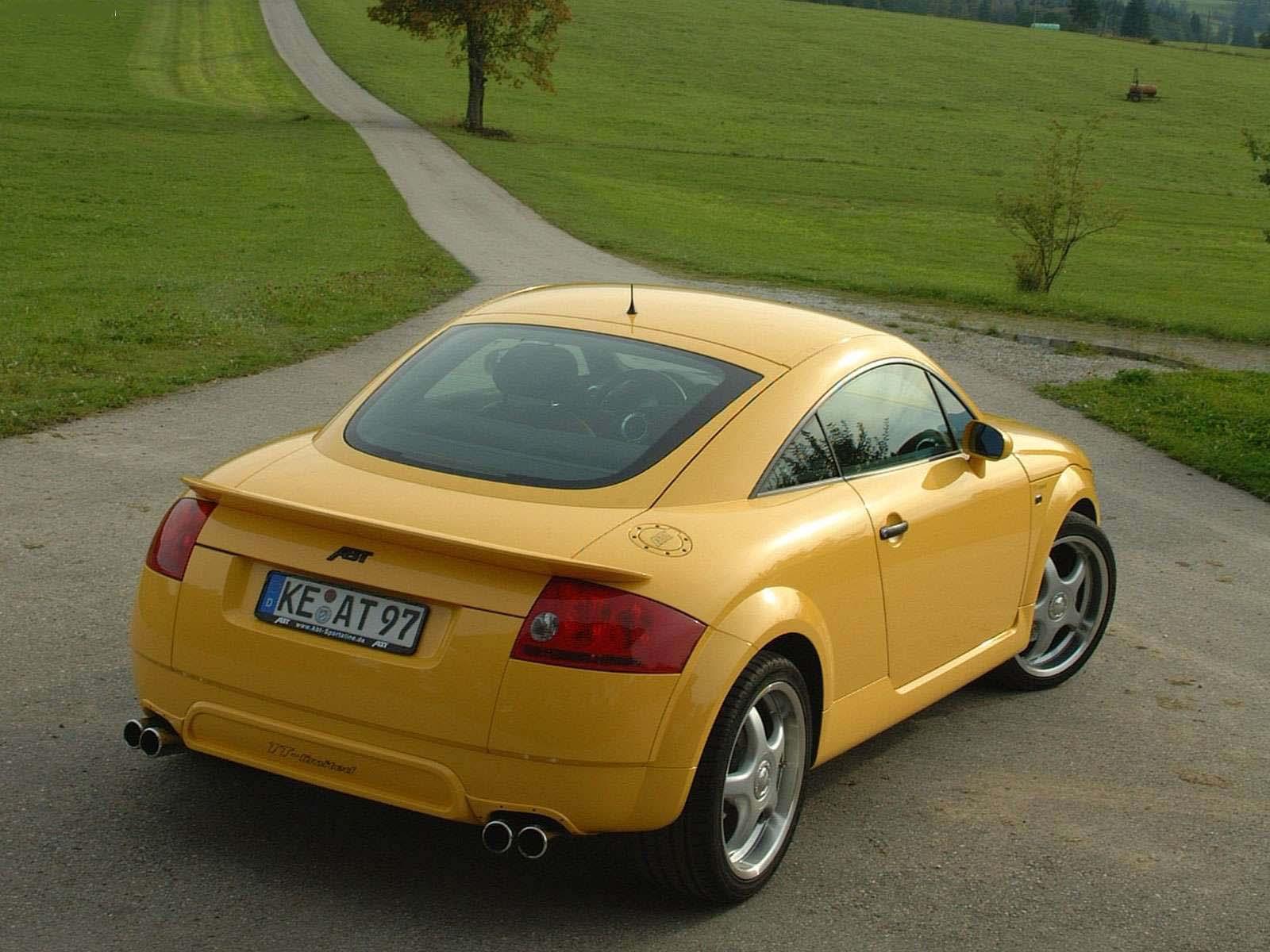 sport cars abt audi tt limited 2002 good car. Black Bedroom Furniture Sets. Home Design Ideas