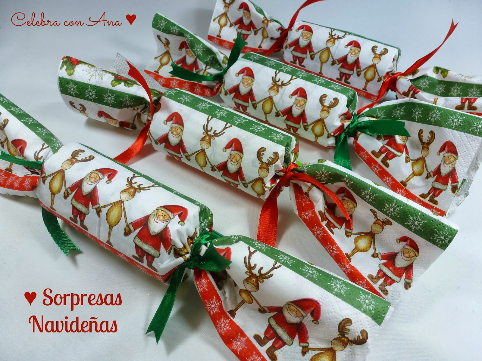Celebra con ana compartiendo experiencias creativas - Sorpresas para navidad ...