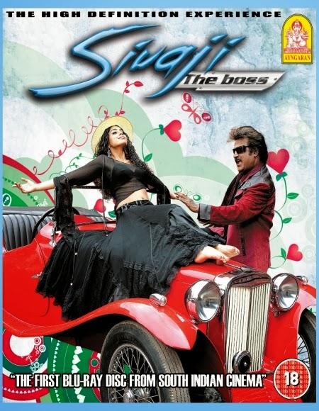 Sivaji The Boss 2007 Hindi Dubbed WEBRip 700mb
