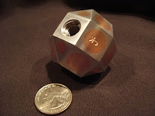 Geodesic Gear Shift Knob