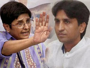 Election, New Delhi, Kiran Bedi, Comments, BJP, Chief Minister, Election Commission, Women, National