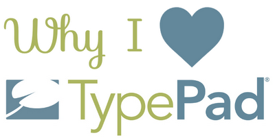 why I love Typepad, by Cris Stone