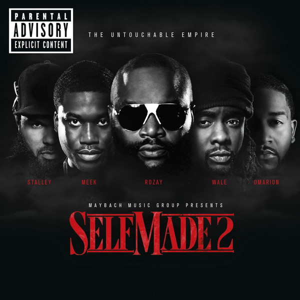 MMG - Self Made, Vol. 2 (Deluxe Version)  Cover